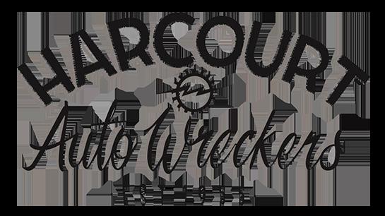 Harcourt Auto Wreckers, logo